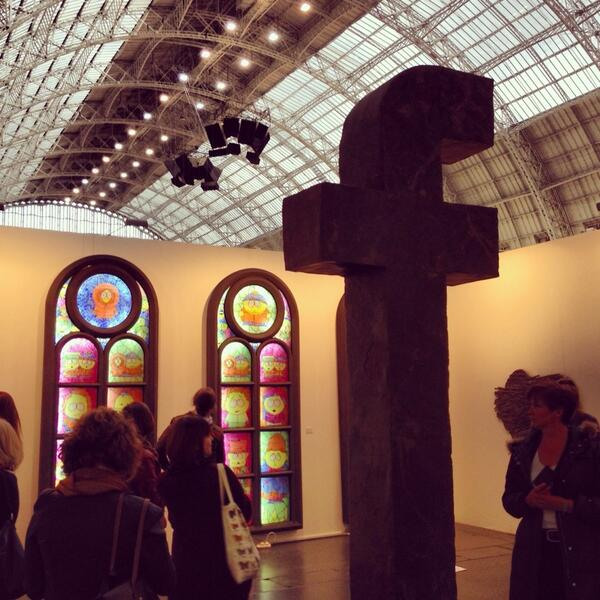 Another exhibition at #Art14_London