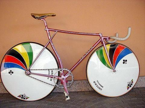 Olympic Fixed Gear bicycle
